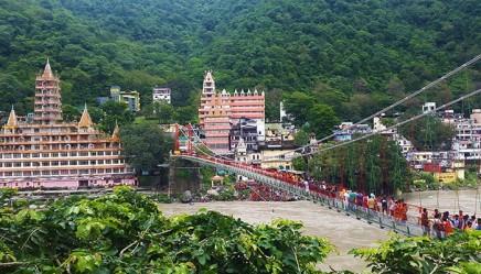 Rishikesh-suspension-bridge